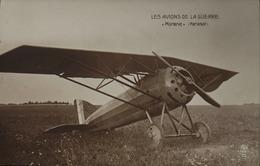 CPA. - > Aviation > Avions > 1914-1918: 1ère Guerre > Les Avions De La Guerre - MORANE (Parasol)  - TBE - 1914-1918: 1st War