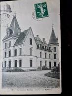 CARTE POSTALE _ CPA VINTAGE : DECIZE _ Chateau De Bateau   // CPA.VIDAL.L2.10 - Decize