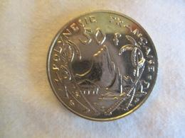 Polynésie Française: 50 Francs 1998 - Polynésie Française