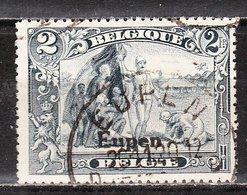 OC98  Timbre De 1915 Surchargé EUPEN - Bonne Valeur - Oblit. - LOOK!!!! - [OC55/105] Eupen/Malmedy