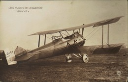 CPA. - > Aviation > Avions > 1914-1918: 1ère Guerre > Les Avions De La Guerre - HANRIOT - TBE - 1914-1918: 1st War