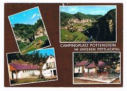 Pottenstein Campingplatz Im Unteren Püttlachtal Landkreis Bayreuth - Bayreuth