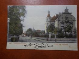 Carte Postale  - ALLEMAGNE - Kaiserslautern - Partie Am Stadtpark (3436) - Germania