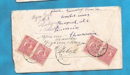 V  AKTION AUSFERKAUF  ROMANIA         INTERESSANT - Marcofilia