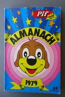PIF Poche Spécial - Almanach - 1979 - Editions Vaillant - Pif - Autres