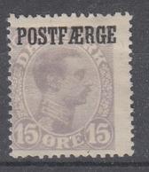 +D3324. Denmark Parcel Post. POSTFÆRGE. Michel 2b. Unused Without Gum. - Colis Postaux