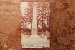 LA FERTE MACE (61) - MONUMENT AUX MORTS - La Ferte Mace