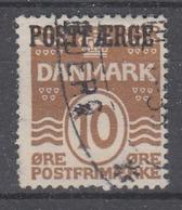 +D3330. Denmark Parcel Post 1930. POSTFÆRGE. Michel 11. Used. - Colis Postaux