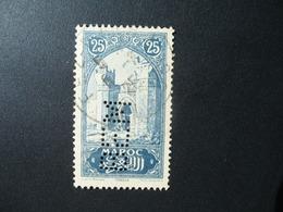 Perforé Perfin Maroc , Perforation : BEM 5  à Voir - Marokko (1891-1956)