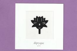 DIPTYQUE    Tatoo - Cartes Parfumées