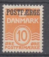 +D3336. Denmark Parcel Post 1936. POSTFÆRGE. Michel 16. MH(*) - Colis Postaux