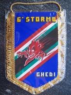 SCUDETTO IN TELA 6* STORMO GHEDI - Scudetti In Tela