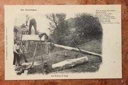 EN AUVERGNE - LES SCIEURS DE LONG (63) - Andere Gemeenten