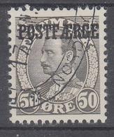 +D3345. Denmark Parcel Post 1936. POSTFÆRGE. Michel 20. Cancelled. - Colis Postaux