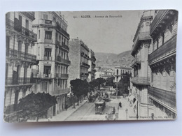 ALGERIE - ALGER - 191 - Avenue De Bouzaréah - Collection Régence A. L. édit. Alger - Algiers