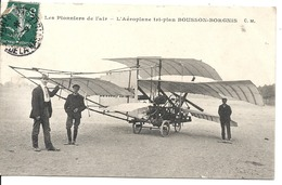 AEROPLANE TRI-PLAN BOUSSON-BORGNIS - ....-1914: Precursors