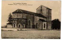 VICHEREY - L'Eglise - Frankrijk