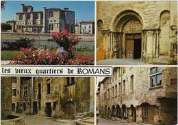 26 Romans   Sur Isere Vues Multiples - Romans Sur Isere