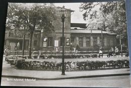 Gare De Berlin Adlershof Signée 1960 Excellent - Germania
