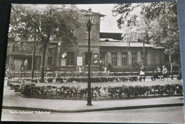 Gare De Berlin Adlershof Signée 1960 Excellent - Non Classificati