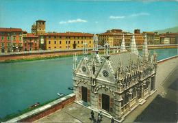 Pisa (Toscana) Lungarno, Chiesa Di Santa Maria Della Spina, Eglise, Church, Kirche - Pisa