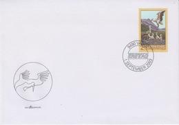 Liechtenstein 2003 Stork 1v FDC (44537) - FDC