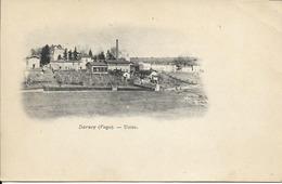Cpa Darney, Usine - Darney