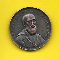 """Médaille 1865 """"FRANCISCUS SALESIUS"""" François De Sales Bronze? Dans Son Jus - Religion & Esotérisme"""