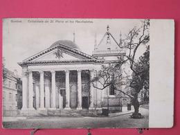 Visuel Pas Très Courant - Suisse - Genève - Cathédrale De St Pierre Et Les Macchabées- Scans Recto Verso - GE Geneva