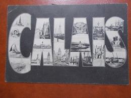 Carte Postale  - CALAIS (62) - Multi Vues  (3467) - Calais