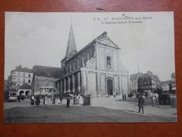 Carte Postale  - BOULOGNE SUR MER (62) - Eglise Saint Nicolas  (3468) - Boulogne Sur Mer