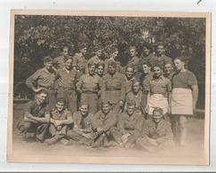 RESISTANCE EN GASCOGNE RARE  (BATAILLON DE L'ARMAGNAC (DEMI BRIGADE DE L'ARMAGNAC) PHOTO A BORDEAUX EN SEPTEMBRE 1944 - Oorlog, Militair