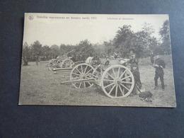Belgique  België  ( 363 )  Leopoldsburg  Kamp Van Beverloo  Bourg - Léopold  Camp De Beverloo - Leopoldsburg (Camp De Beverloo)