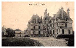 Vibraye - Le Château - Vibraye
