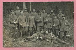 Vogesen - 68 - Vallée De GUEBWILLER - MURBACH - Carte Photo - Soldats Allemands - Feldpost - Guerre 14/18 - France