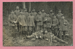 Vogesen - 68 - Vallée De GUEBWILLER - MURBACH - Carte Photo - Soldats Allemands - Feldpost - Guerre 14/18 - Unclassified