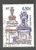 FRANCE - 2003 . Y&T N° 3608  Oblitéré Cachet Rond . - France