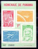 Hoja Bloque De Panamá N ºYvert 12 ** ASTROFILATELIA (ASTROPHILOTELIA) - Panamá