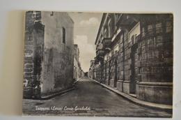 TREPUZZI LECCE CORSO GARIBALDI ANNI 50 VIAGGIATA - Lecce