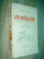 En Auto-mitrailleuse A Travers Les Batailles De Mai 1940  Guy De Chézal  1944 - Guerra 1939-45