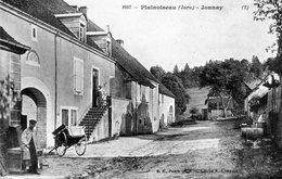 CPA De PLAINOISEAU (Jura) - Jonnay. Edition B.F. N° 1607. Non Circulée. TB état. - Other Municipalities