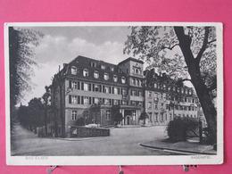 Allemagne - Bad Eilsen - Badehotel - Scans Recto Verso - Schaumburg
