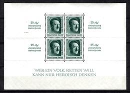 Allemagne/Reich Bloc-feuillet YT N° 11 Neuf ** MNH. TB. A Saisir! - Blocks & Sheetlets