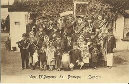 Loncin -- Les D' Joyeux Del Pavèye.    (2 Scans) - Ans