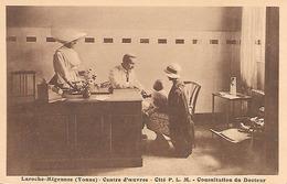 LA ROCHE MIGENNES  ( 89 ) - Cité P.L.M. , Consultation Du Docteur - Health