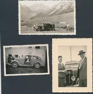 3 Photos Peugeot Automobile - Automobile