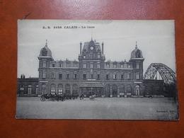 Carte Postale  - CALAIS (62) - La Gare (3477) - Calais