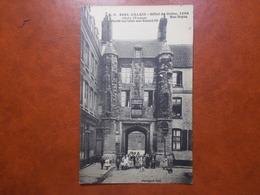 Carte Postale  - CALAIS (62) - Hôtel De Guise - Marché Aux Laines Sous Edouard III (3478) - Calais