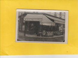 CARTE-PHOTO 75 PARIS XIème MAISON A LA TARTINE LASSIALLE 101 AV.PARMENTIER - District 11