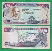 JAMAICA - 50 DOLLARS - 2008 - UNC - Jamaique